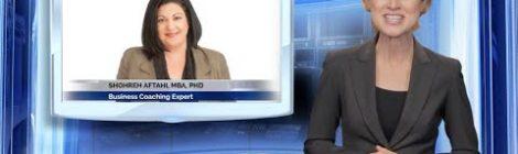 Best Business Coach Scottsdale | Business Coach in Scottsdale Arizona Shohreh Aftahi FocalPoint