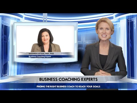 Best Business Coach Scottsdale | Business Coach in Scottsdale Arizona Shohreh Aftahi FocalPoint