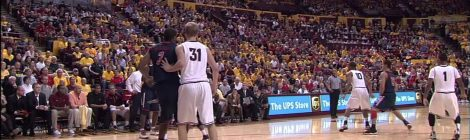 #7 Arizona takes care of business 71-54 highlights